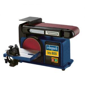Scheppach 4903302901 Band- und Tellerschleifmaschine bts 800  370W 230V/50Hz