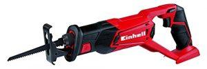Einhell Akku Universalsäge TE-AP 18 Li Solo Power X-Change (Lithium Ionen, 18 V, werkzeugloser Sägeblattwechsel, max. 100 mm in Holz, ohne Akku und Ladegerät)