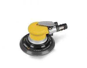 POWAIR0013   Druckluft Schleifer Excenterschleifer Schleifmaschine   150mm