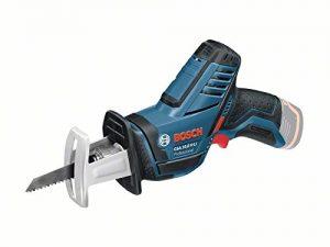 Bosch Professional GSA 10,8 V-LI Akku-Säbelsäge, Solo, ohne Akku, ohne Ladegerät, 10,8 V, 060164L902