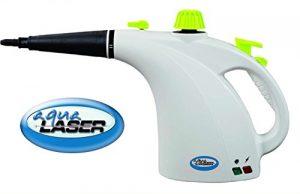 Aqua Laser Handdampfreiniger Dampfreiniger 1000 W und 250 ml Fassungsvermögen