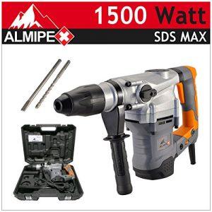 1600 Watt SDS MAX Profi Schlagbohrhammer Bohrhammer Meisselhammer Meißel Koffer