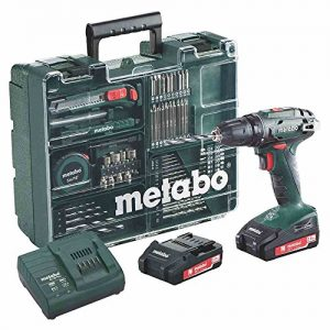 Metabo BS 18 Set Mobile Werkstatt, 18 V / 2,0 Ah, 602207880