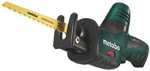 Metabo Akku-Säbelsäge, PowerMaxx ASE, 10,8 V, 602264890