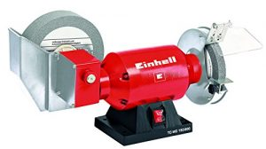 Einhell Nass-Trockenschleifer TC-WD 150/200 (250 W, inkl. Schleifscheiben, Trockenschleifscheiben-Ø 150 mm, Nassschleifscheiben-Ø 200 mm)