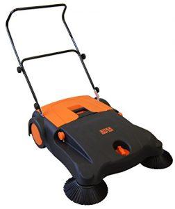 ATIKA Handkehrmaschine Kehrmaschine Kehrbesen HKM 800 ***NEU***