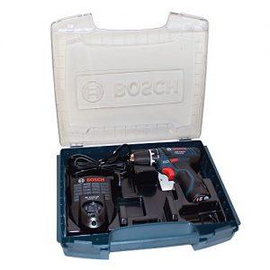 Bosch Akkuschrauber GSR 10,8-2-LI, 1x 2,0 Ah Akku, Ladegerät AL 1115 CV, in i-BOXX 72