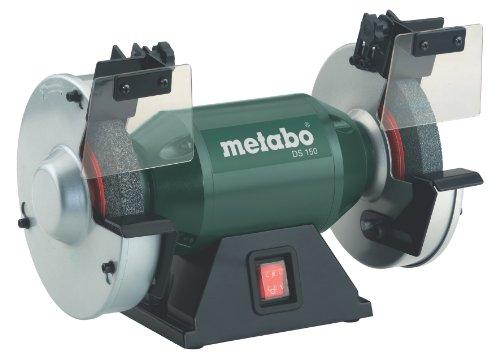 Metabo 619150000 Doppelschleifmaschine DS 150