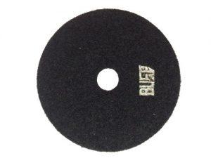 Diamant – Schleifpad Trockenschliff 100 mm Klettscheibe Körnung : Buff (Finish-Scheibe)