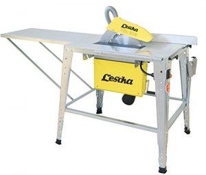LESCHA Tischkreissäge Kreissäge Säge LE-TSL315 230V 3000W ***NEU/2.WAHL***