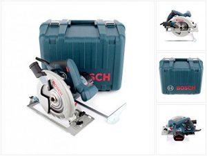 Bosch GKS 190 1400 Watt Handkreissäge inkl. Werkzeugkoffer ( 0601623001 )