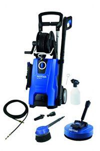 Nilfisk D 140.4-9 PAD X-tra, Hochdruckreiniger, blau, 128470535