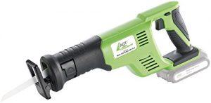 AGT Professional Akku-Säbelsäge AW-18.sl, GS-zertifiziert, 18 V (ohne Akku)