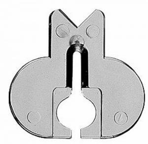 Bosch 2607010079 5 Stück Spanreissschutz