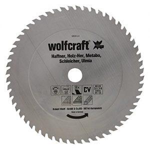 Wolfcraft Kreissäge-Blatt 300  X 30 56Z Cv