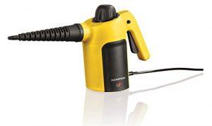 CLEANmaxx Hand-Dampfreiniger ( 800W 3 Bar Dampfdruck Umfangreiches Zubehör )