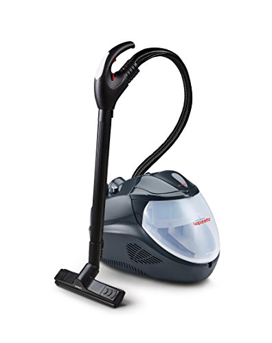 POLTI PVEU0081 POLTI POLTI FAV 20, Dampfreiniger mit integriertem Nass-und Trockenstaubsauger mit Wasserfilter
