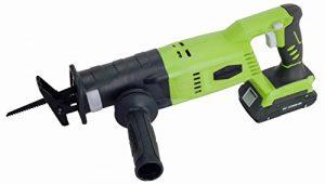 Greenworks Tools 24V Akku-Säbelsäge – inkl. Akku und Ladegerät