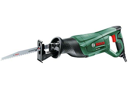 Bosch Säbelsäge PSA 700 E (Sägeblatt Holz, Karton, 710 Watt)