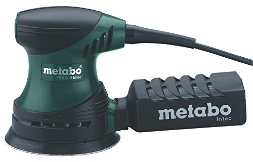 Metabo FSX 200 Fäustlings-Exenterschleifer Intec