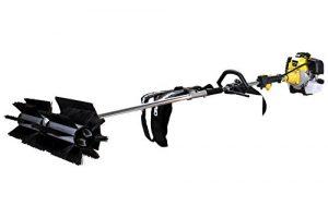 Craftworx Benzin Kehrbesen Multitool 52cc – 3 Ps – 2 Takt KBM52-2