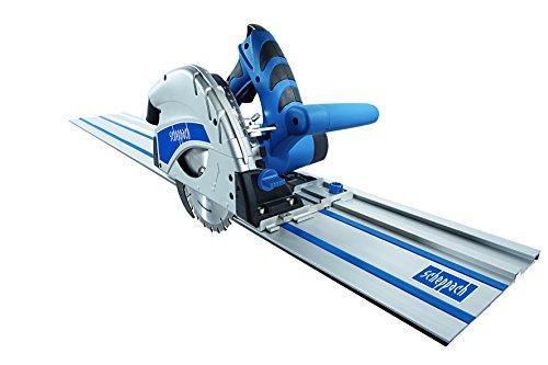 Scheppach Tauchsäge PL55 1.2kW 230V/50Hz - 2x700 mm F-Schiene+Kippschutz, 1 Stück, 5901802915