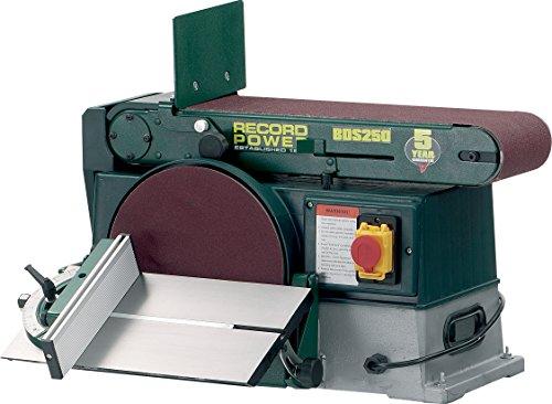 Band-Tellerschleifer BDS 250 - 1000 Watt - 5 Jahre Garantie