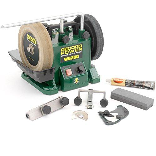 Schleifmaschine WG200 - 5 Jahre Garantioe