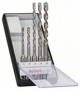 Bosch Pro 5tlg. Hammerbohrer-Set SDS-plus-7