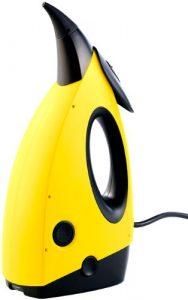 Sichler Haushaltsgeräte Hand-Dampfreiniger DB-280.h mit Schnellstart-Funktion, Zubehör 1.550 W