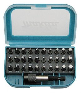 Makita Bit-Set (31teilig), P-73374