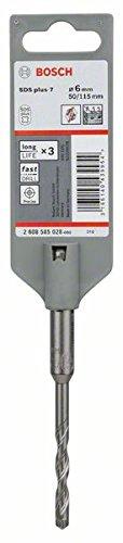 Bosch Pro Hammerbohrer SDS-plus-7 (Ø 6 mm)