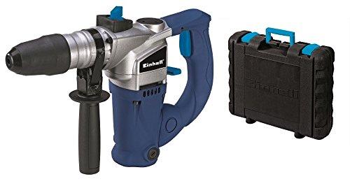Einhell BT-RH 900 Bohrhammer, 900 W, Schlagzahl 4.100 min-1, Schlagstärke 2.6 J, SDS-Plus, Schlag- Drehstop, im Koffer