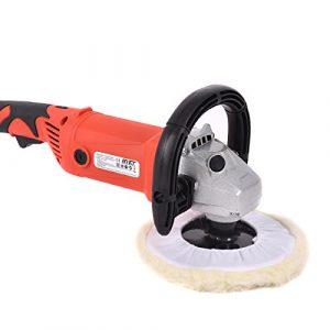 Auto Poliermaschine Schleifmaschine Polierer Set Autopflege Autolackaufbereitung 1500 Watt