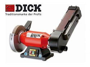 Dick Bandschleifmaschine SM – 100 Schleifgerät Bandschleifer Messerschleifer 98070000