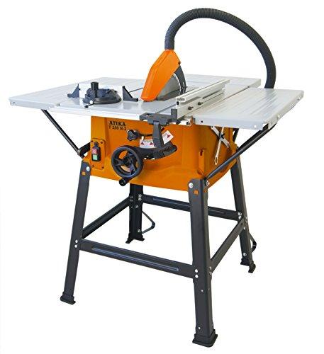 ATIKA Tischkreissäge Tischsäge Kreissäge Holzsäge T 250 N-2 ***NEU***