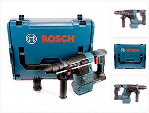 Bosch GBH 18 V-26 F Akku Bohrhammer Professional SDS-Plus Solo in L-Boxx mit Schnellwechselfutter – ohne Akku, ohne Ladegerät