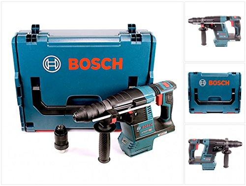 Bosch GBH 18 V-26 F Akku Bohrhammer Professional SDS-Plus Solo in L-Boxx mit Schnellwechselfutter - ohne Akku, ohne Ladegerät