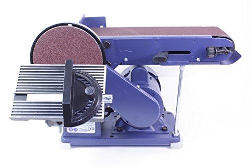 Schleifmaschine, Bandschleifer und Tellerschleifer, BTS-375
