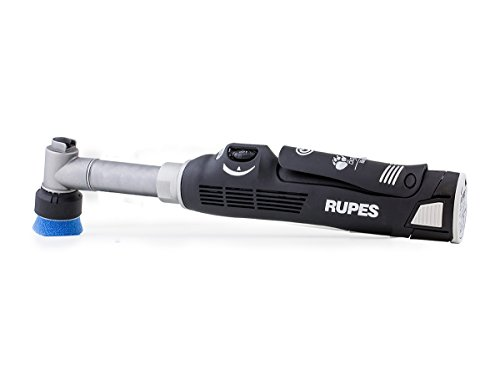 RUPES iBrid Nano BIGFOOT Mini Poliermaschine Polierer Deluxe Long Neck Kit HR 81 ML / DLX