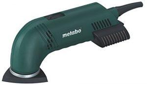Metabo Dreieckschleifer DSE 280 Intec/handlicher Schleifer ideal für Ecken und Kanten / 280 W