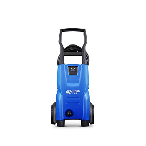 Nilfisk 128470921 C 110.7-5 X-TRA EU Hochdruckreiniger 1400 W, 230 V, Blau