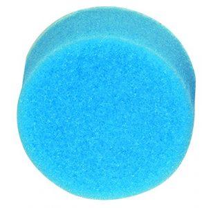 PROXXON 28662 Polierschwamm blau, Packung mit 2 Stück für WP/E