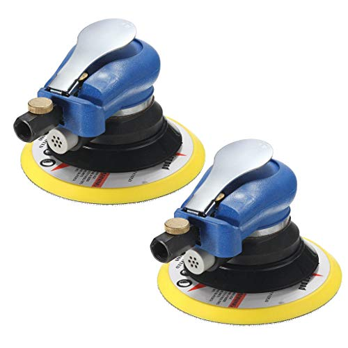 F Fityle 2pcs / Set Excenter Winkelpolierer/Poliermaschine/Rotationsschleifer