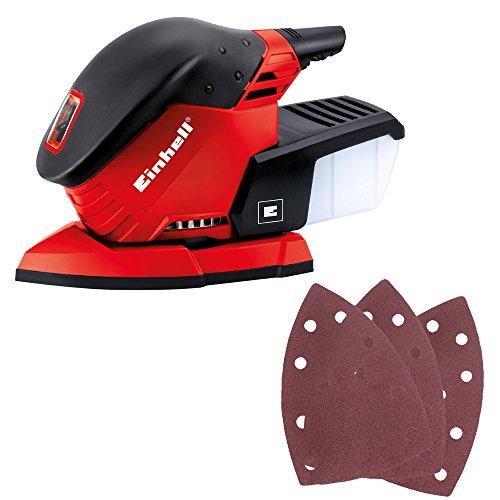 Einhell Multischleifer Schleifmaschine Dreieckschleifer TE-OS 1320