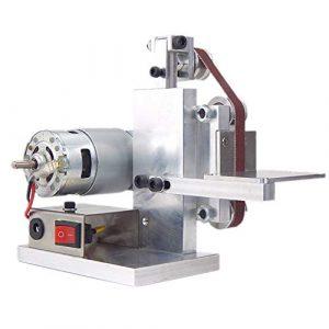 Klinkamz DIY Mini Bandschleifer Schneider Apex Edge Sharpener Poliermaschine Schleifmaschine Werkzeug