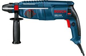 Bosch Professional GBH2400 Kombihammer SDS plus 720W 2,7J + koffer