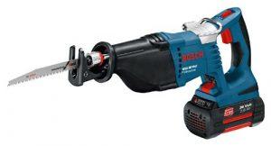 Bosch 0601645R02 GSA 36 V-LI Professional Akkusäbelsäge 2 x 2.6 Ah